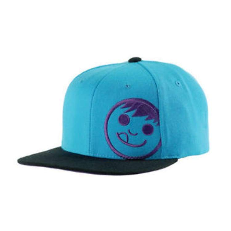 Headwear / Caps: Neff Corpo Cap - Cyan/black - Neff / Cyan/black / F / 1112 Cap Cyan/black Head & Neck Wear Headwear / Caps |