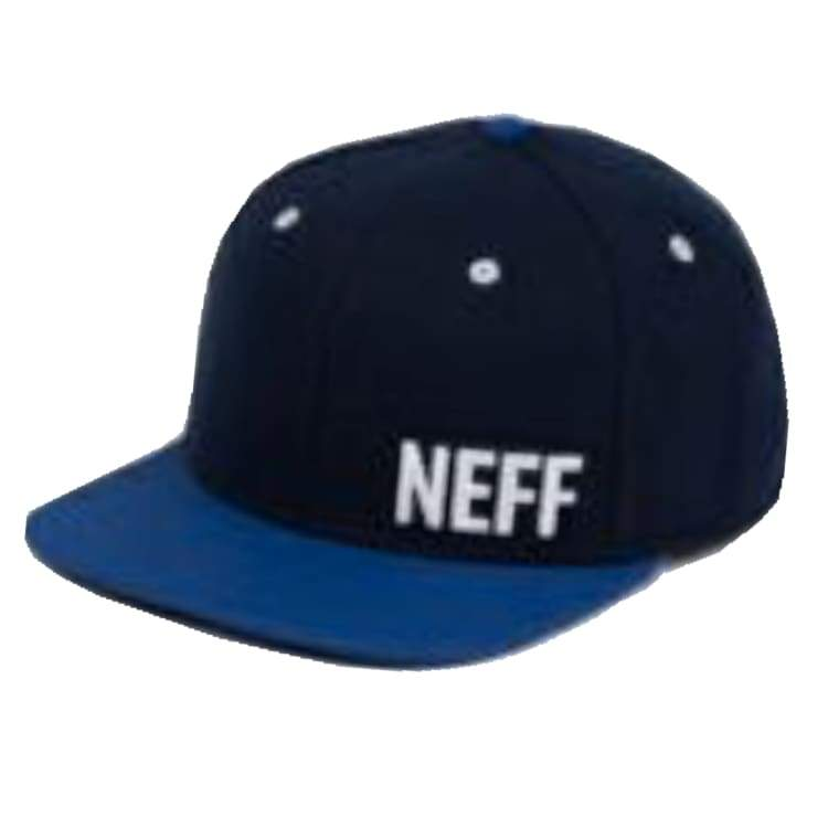 Headwear / Caps: Neff Daily Fabric Cap - Navy - Neff / Free / Navy / 1718 Accessories Cap Head & Neck Wear Headwear / Caps |