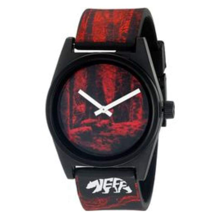 Watches / Casual: Neff Daily Wild Watch - Forgotten Maroon - Neff / Forgotten Maroon / 2015 Accessories Forgotten Maroon Land Mens |