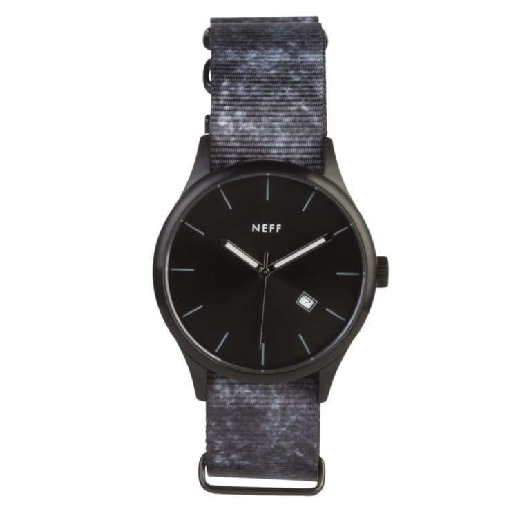 Watches / Casual: Neff Esteban Watch Ho16 - Black/crystal - Neff / Black/crystal / 2016 Accessories Black/crystal Land Mens |