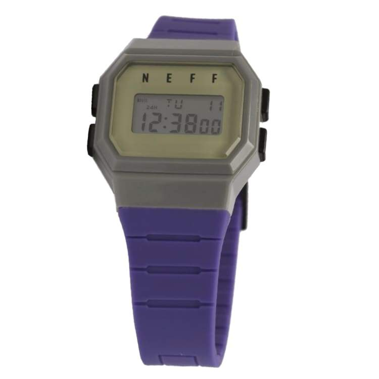 Watches / Casual: Neff Flava Watch Fw1718 - Purple/teal/grey - Neff / Purple/teal/grey / 1718 Accessories Land Mens Neff |