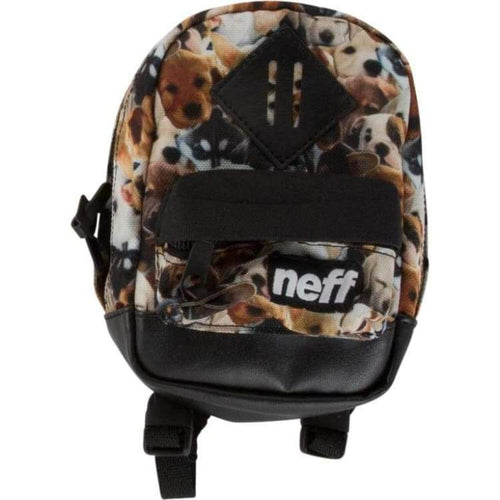 Cases: Neff Highback Backpack Puppies - Snow Bindings Acc. - Neff / F / Puppies / 1516 Accessories Accessory Cases Bags Cases |