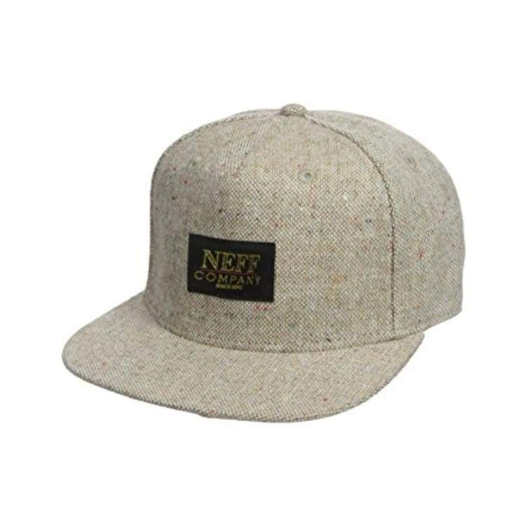 Headwear / Caps: Neff Kinley Cap - Brown - Neff / Free / Brown / 2016 Accessories Brown Cap Head & Neck Wear | Occn-Whiteline-16P00019