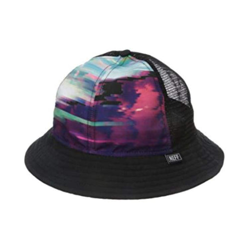 Headwear / Hats: Neff Last Sunset Bucket - Neff / F / Black / 2016 Accessories Black Hat Hats | Occn-Whiteline-16P00027 Blackf