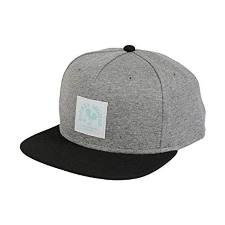 Headwear / Caps: Neff Mickey Stress-Less Cap - Athletic Heather - Neff / Free / Athletic Heather / 2017 Accessories Athletic Heather Cap