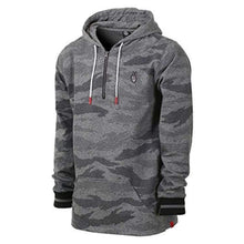 Hoodies & Sweaters: Neff Misfit Hoodie Sp17 - Grey - 2017 Clothing Grey Hoodies & Sweaters Ice & Snow