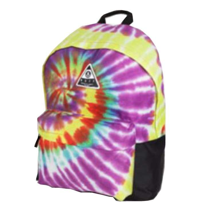 Bags / Backpack: Neff Professor Backpack - Tripper Dye - Neff / Tripper Dye / F / 1819 Accessories Bags / Backpack Land Neff |