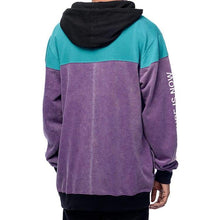Hoodies & Sweaters: Neff Spacetime Hoodie Ho16 - Purple - 2016 Clothing Hoodies & Sweaters Ice & Snow Land