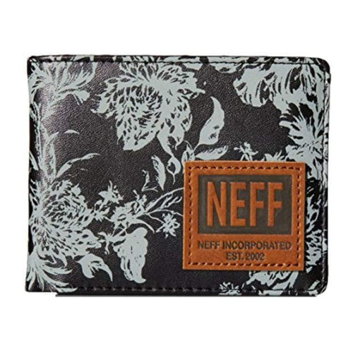 Wallets/ Bi-Fold: Neff Stilt Wallet - Black - Neff / Black / 1516 Accessories Black Ice & Snow Neff | Occn-Whiteline-15F16006Black