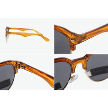 Sunglasses: Neff Zero Shades Sunglasses Fw1718 -Brown - 1718 Accessories Brown Eyewear Ice & Snow