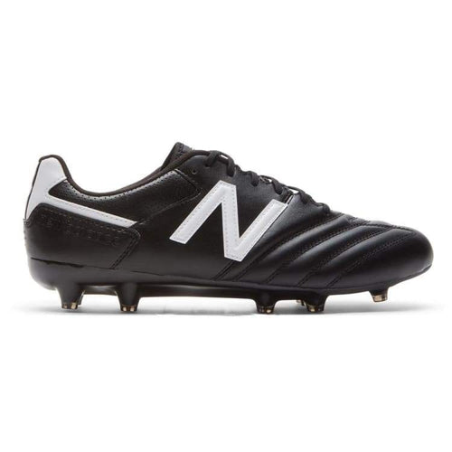 Cleats / Soccer: New Balance 442 Team Fg Black Mscffbw1 - New Balance / Uk: 7.0 / Black / Black Cleats / Soccer Football Footwear Land |