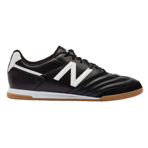 Shoes / Soccer: New Balance 442 Team Indoor Black Mscfibw1 - New Balance / Uk: 7.0 / Black / Black Football Footwear Land Mens |
