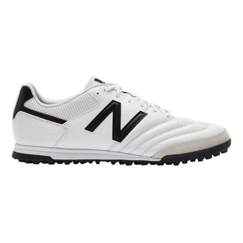 Shoes / Soccer: New Balance 442 Team Tf White Mscftwb1 - New Balance / Uk: 7.0 / White / Football Footwear Land Mens New Balance |