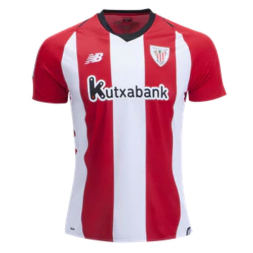 Jerseys / Soccer: New Balance Athletic Bilbao 18/19 (H) S/s Jersey Mt830148Rcr - New Balance / Red / S / 1819 Clothing Football Home Kit