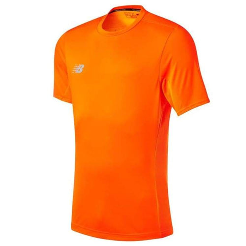 Jerseys / Soccer: New Balance Best Tech Training S/s Jersey Org Wstm623 - New Balance / S / Orange / Clothing Football Jerseys Jerseys /