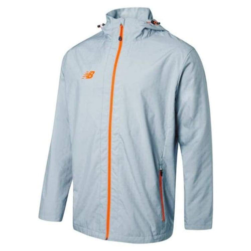 Jackets / Track: New Balance Best Tech Training Woven Jacket Sil Wsjm532 - New Balance / S / Silver / Clothing Football Jackets Jackets /