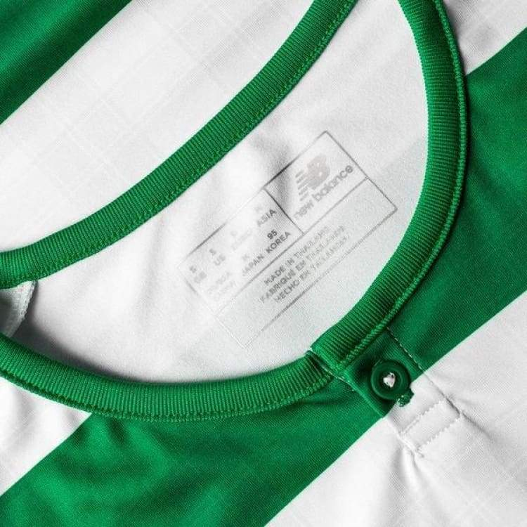 7677f7e1d ... Jerseys   Soccer  New Balance Celtic 18 19 Home S s Jersey Mt830058 ...