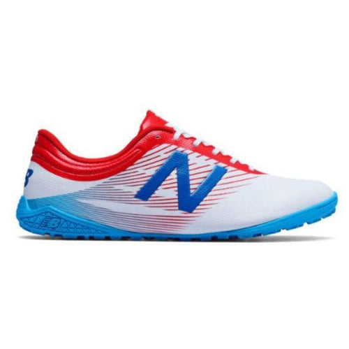 Shoes / Soccer: New Balance Furon 2.0 Dispatch Tf Msfudtwa - New Balance / Us: 7.5 / White / Football Footwear Land Mens New Balance |