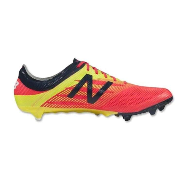 Cleats / Soccer: New Balance Furon 2.0 Pro Fg Msfurfcg 2E - New Balance / Us: 7.0 / Bright Cherry / Bright Cherry Cleats / Soccer Football