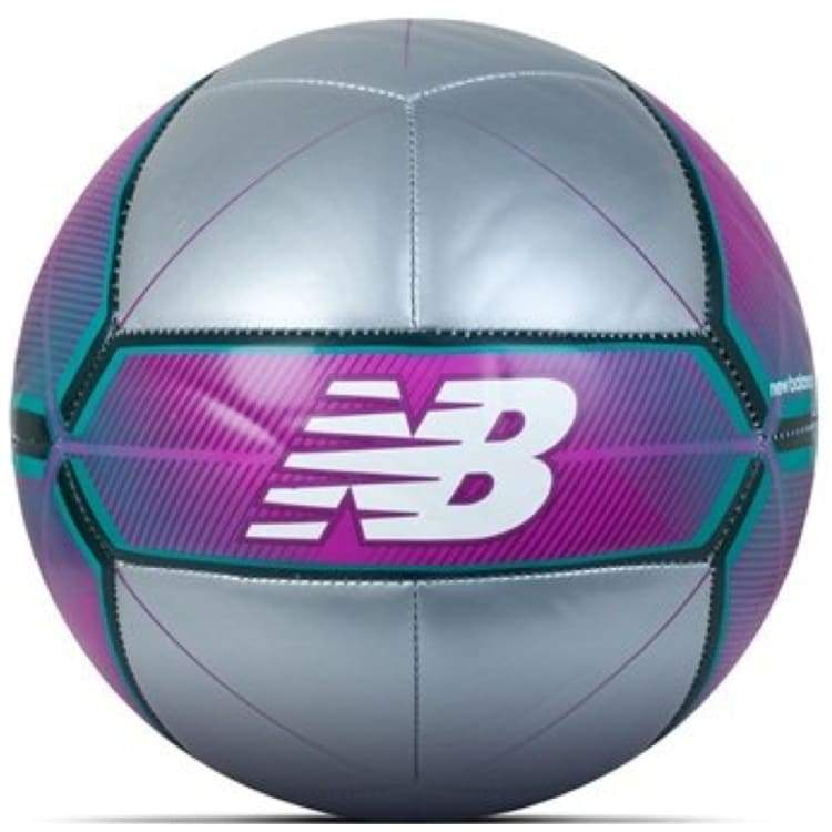 Balls / Soccer: New Balance Furon Dispatch Silver Wffdib5 Size:5 - New Balance / 5 / Silver / Balls Balls / Soccer Football Gear Kids |