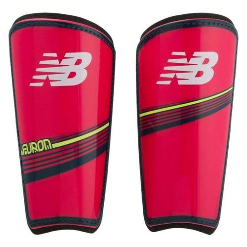 Protectors / Shin Guard: New Balance Furon Shinguards Brc Britchry Nfsdisp6 - New Balance / Xs / Red / Football Gear Land Mens New Balance |