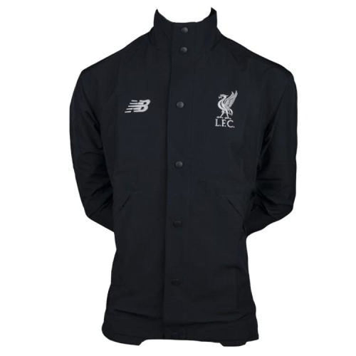 Jackets / Track: New Balance Lfc 2018 Jacket Mj833431 Black - New Balance / Black / S / 1819 Black Clothing Football Jackets |