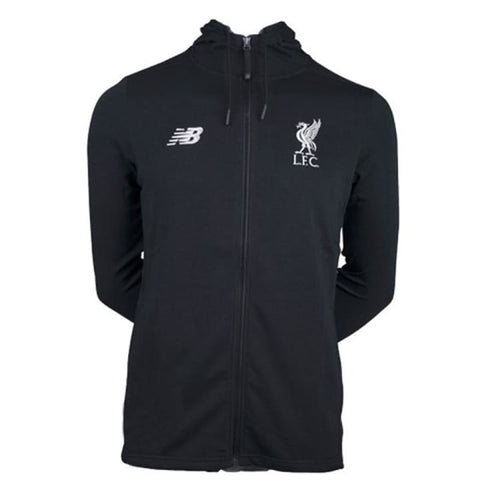 Hoodies & Sweaters: New Balance Lfc 2018 Sw Hoody Mt833435N Navy - New Balance / Navy / S / 1819 Clothing Football Hoodies & Sweaters