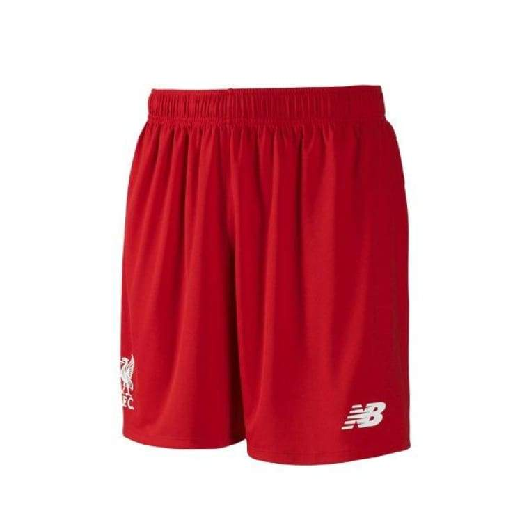 Shorts / Soccer: New Balance Liverpool 15/16 (H) Shorts Wssm502 - New Balance / S / Red / 1516 Clothing Football Home Kit Land |