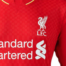 Jerseys / Soccer: New Balance Liverpool 15/16 (H) S/s Kids Wstj542 - 1516 Clothing Football Home Kit Jerseys