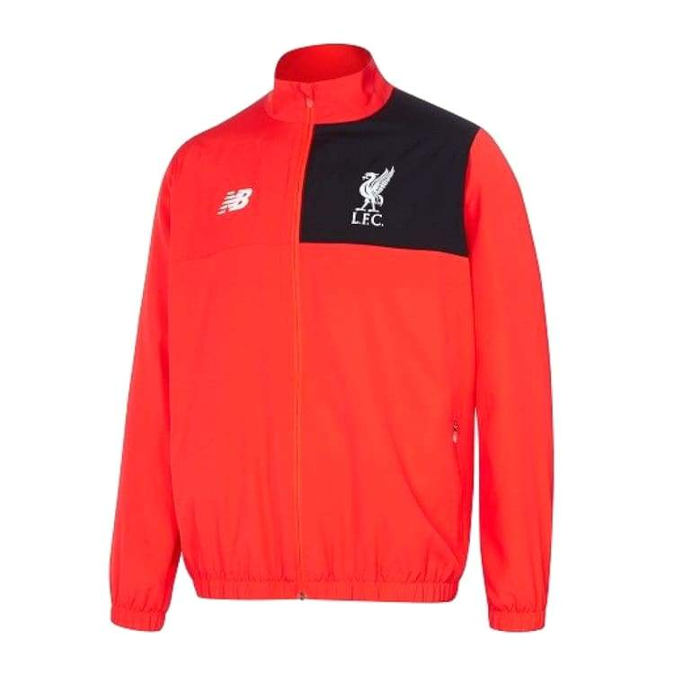 Jackets / Track: New Balance Liverpool 16/17 Training Jacket Mj630004 Flm - New Balance / L / Red / 1617 Clothing Football Jackets Jackets /