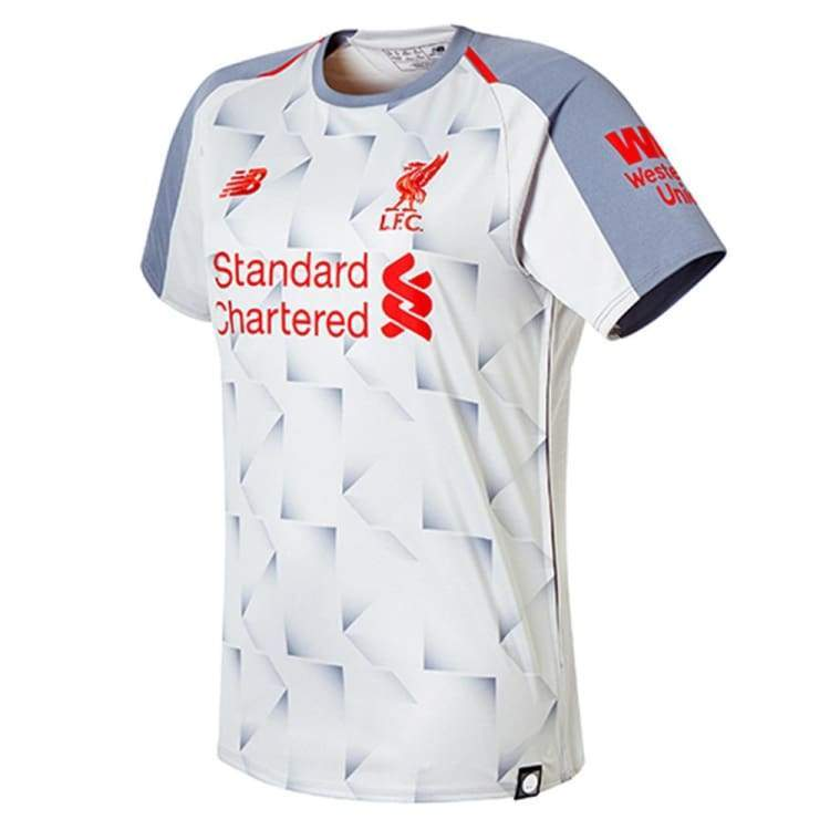 newest f27bd a2c52 New Balance Liverpool 18/19 Woman S/S Jersey - 3rd