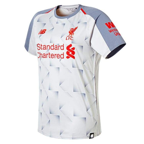 Jerseys / Soccer: New Balance Liverpool 18/19 Woman S/s Jersey - 3Rd - New Balance / S / 1819 Clothing Football Jerseys Jerseys / Soccer |