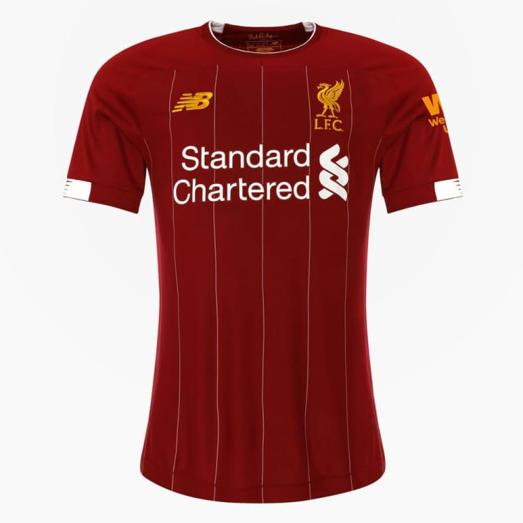 Jerseys / Soccer: New Balance Liverpool 19/20 (H) S/S Jersey Elite MT930001 - 1920, Clothing, Football, Home Kit, Jersey |