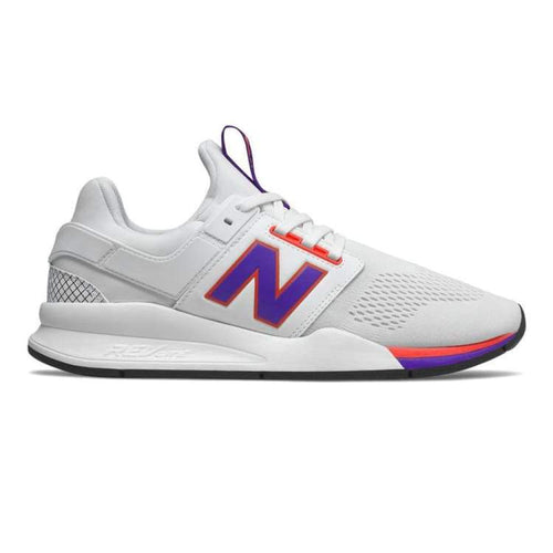 Shoes / Soccer: New Balance Liverpool 247 Shoes - Blanc/violet Ms247Yy - New Balance / Us: 4.0 / 1819 Football Footwear Land Liverpool |