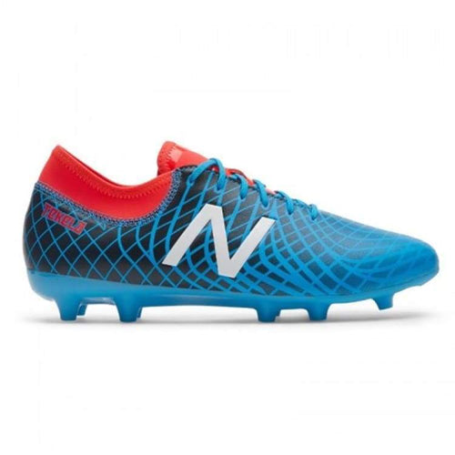Cleats / Soccer: New Balance Magique Fg Blue Msttfpg1 - New Balance / Uk: 7.0 / Blue / Blue Cleats / Soccer Football Footwear Land |