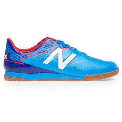 Shoes / Soccer: New Balance Msfdilt3 2E Global - New Balance / Us: 8.0 / Blue / Blue Football Footwear Land Mens | Ochk-Sfalo-Msfdilt3-1
