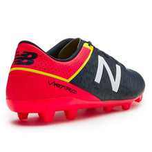 Cleats / Soccer: New Balance Visaro Control Fg Msvrcfgc - Black/red Cleats / Soccer Football Footwear Land