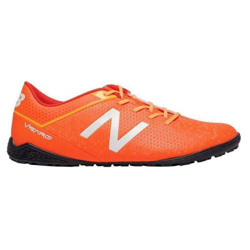 Shoes / Soccer: New Balance Visaro Control Tf Msvrctlf D - New Balance / Us: 8.0 / Orange / Football Footwear Land Mens New Balance |