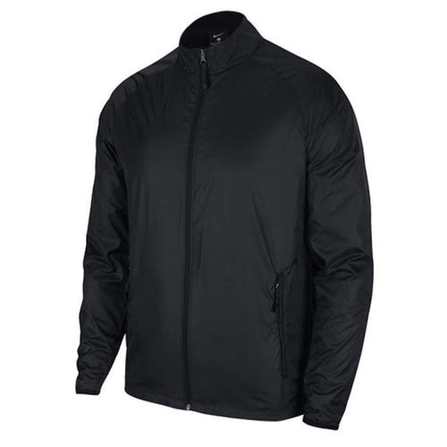 Jackets / Windbreaker: Nike Academy Mens Repel Jacket Black Aj9703-010 - Nike / S / Black / Black Clothing Football Jackets Jackets /