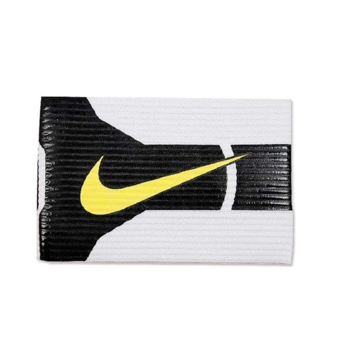 Armband: Nike Adult Captain Unisex Armband Wht-Blk Se0142-105 - Nike / White / Accessories Armband Basketball Land Mens |