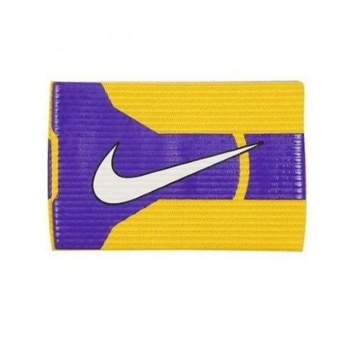 Armband: Nike Adult Captain Unisex Armband Yel-Pur Se0142-751 - Nike / Yellow / Accessories Armband Basketball Land Mens |