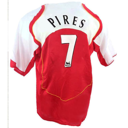 Jerseys / Soccer: Nike Arsenal 04/05 (H) S/S Jersey 118817-614 #7 PIRES - Nike / XL / RED / 0405, ARSENAL, Away Kit, Clothing, Football |