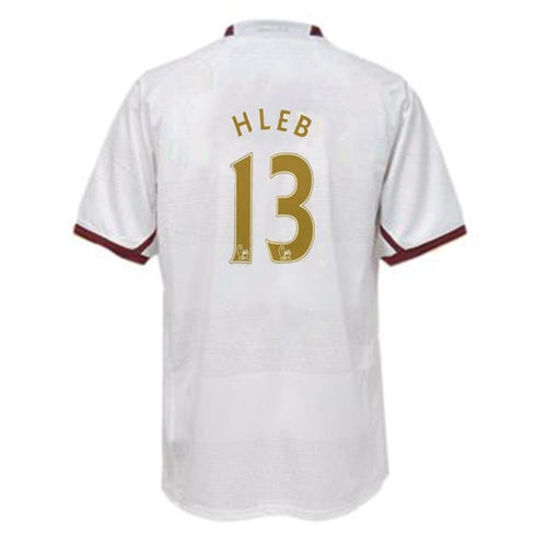 Jerseys / Soccer: Nike Arsenal 07/08 (A) S/S Jersey 237867-105 #13 HLEB - Nike / XL / White / 0708, ARSENAL, Away Kit, Clothing, Football |