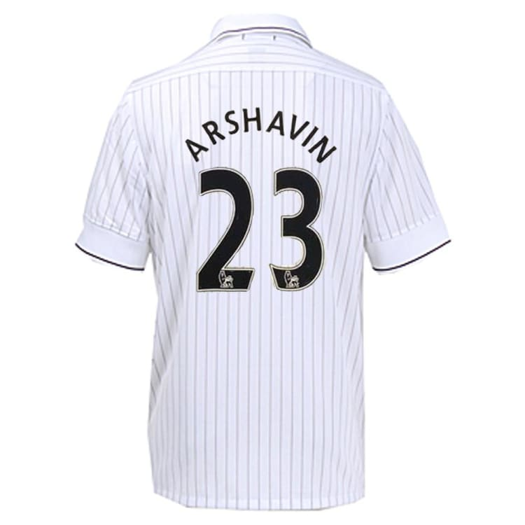 Jerseys / Soccer: Nike Arsenal 09/10 3RD S/S JSY 355058-105 #23 ARSHAVIN - Nike / XL / Yellow / 1011, 3RD, ARSENAL, Clothing, Football |