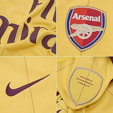 Jerseys / Soccer: Nike Arsenal 10/11 (A) L/s Jersey 386825-749 - 1011 Arsenal Away Kit Clothing Football