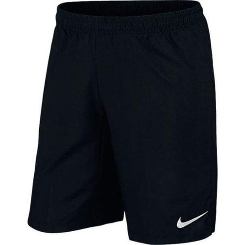 Shorts / Soccer: Nike As Laser Woven Iii Shorts Blk 743359 - Nike / S / Black / Black Clothing Football Land Mens | Ochk-Sfalo-743359-Blk-1