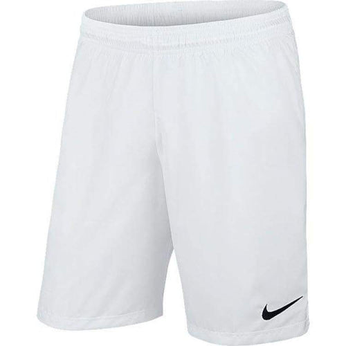 Shorts / Soccer: Nike As Laser Woven Iii Shorts Wht 743359 - Nike / S / White / Clothing Football Land Mens Nike | Ochk-Sfalo-743359-Wht-1