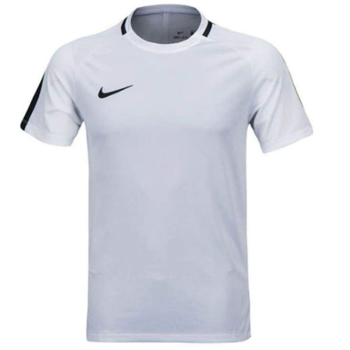 Base Layers / Top: Nike As Mens Nk Dry Acdmy Top Ss White/black/bla 832968-100 - Nike / 2Xl / White / Base Layers Base Layers / Top Clothing