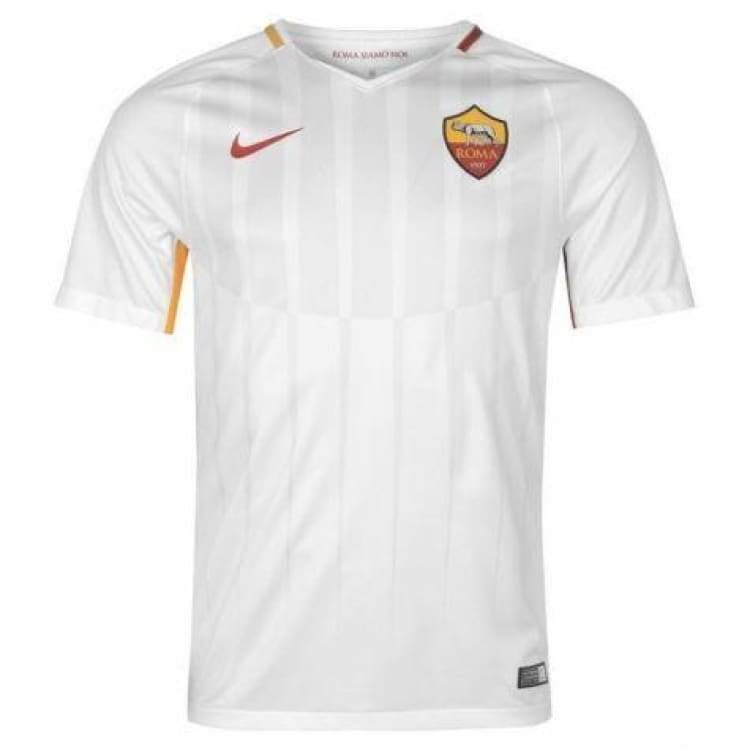 brand new af702 8b797 Nike AS Roma 17/18 (A) Men's Jersey 847283-100