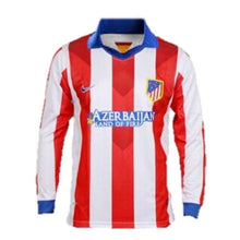 Jerseys / Soccer: Nike Atletico Madrid 14/15 (H) L/s Match 613267-648( With Torres & 2 Badge ) - Nike / M / Red / 1415 Atletico Madrid